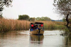 Omihachiman boat ride