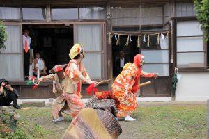 Tsuburosashi @ Hamochi Festival