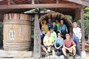 Shodo Island soy sauce brewery visit in