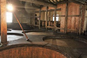 Shodo Island soy sauce brewery