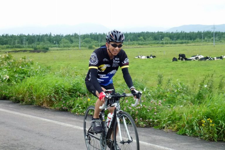 Cycling Guide Takashi
