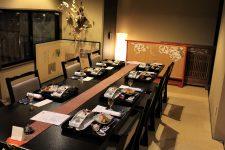 Setouchi cycling tour dinner