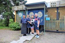 Hokkaido cycling Mineya chef