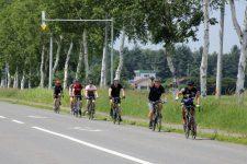 Hokkaido cycling