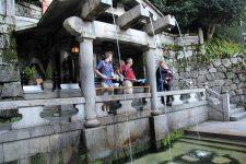 Kiyomizu temple morning visit