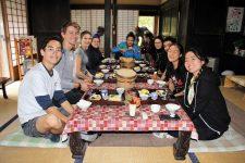 Minamiboso bike tour farmers lunch