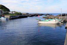 Minamiboso Chikura fishing port