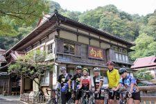 Aizu bike tour Mukaitaki