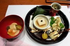 Noto kaiseki dinner