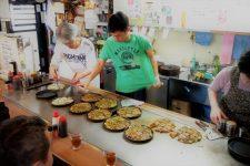 Setouchi okonomiyaki lunch