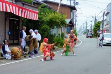 Sado Island festival