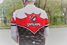 Samurai bike jersey