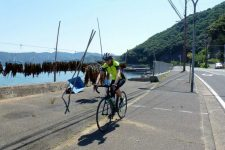 Wakasa bay cycling2